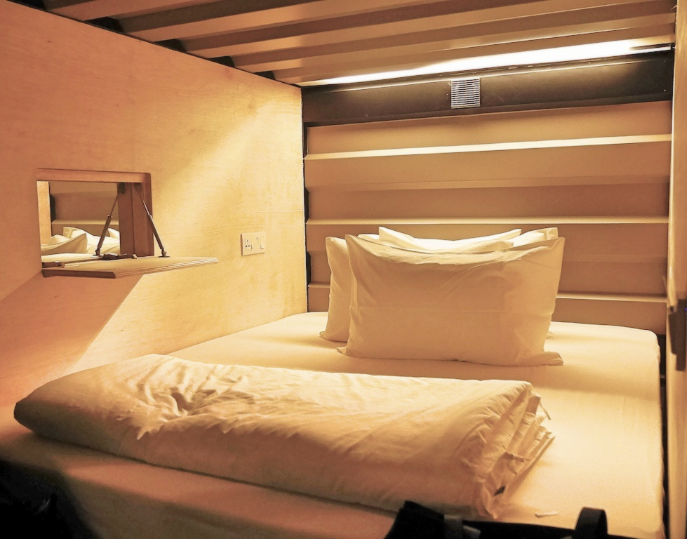 Budget Stay Container Hotel Ipoh
