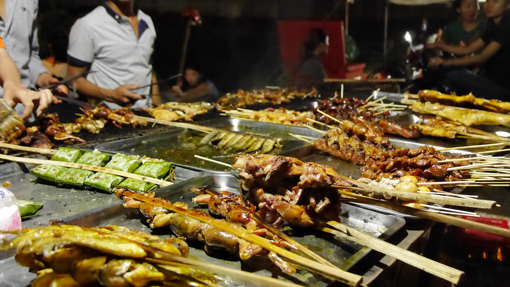 street food in siem reap